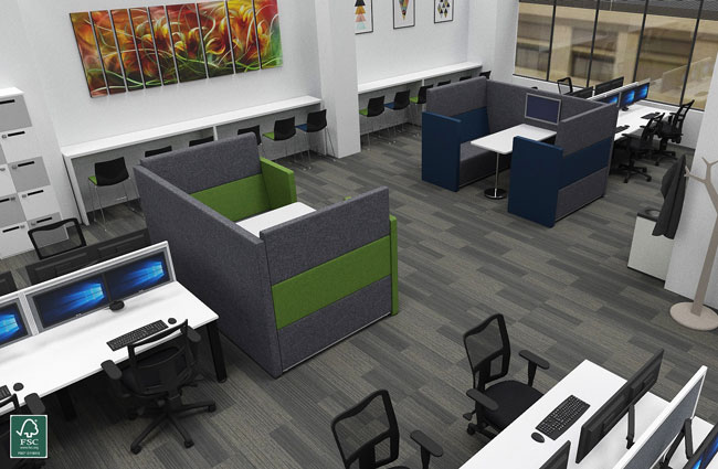 office space planning st albans