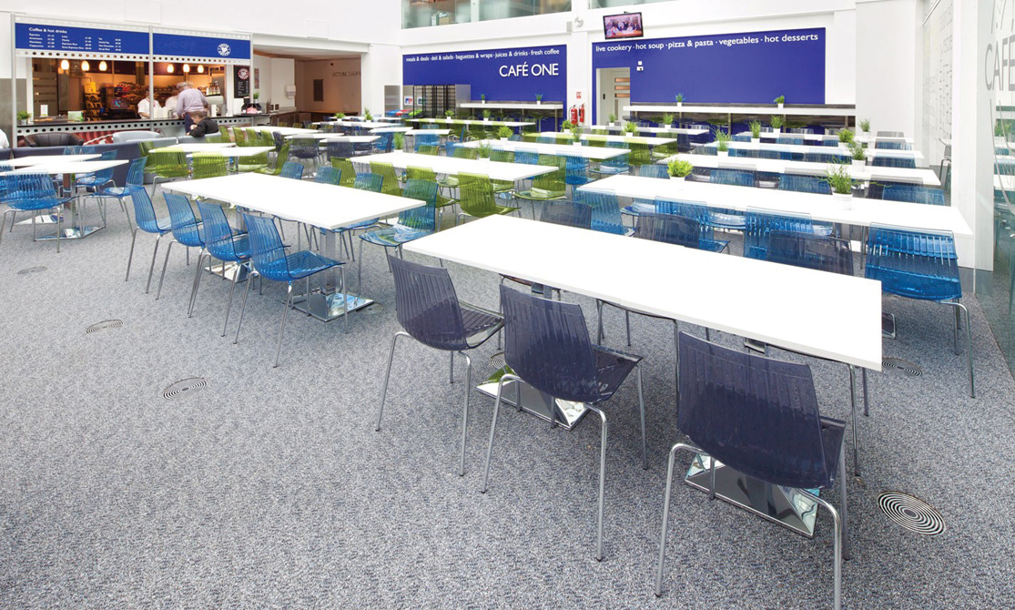 University College Student Canteen Furniture 5