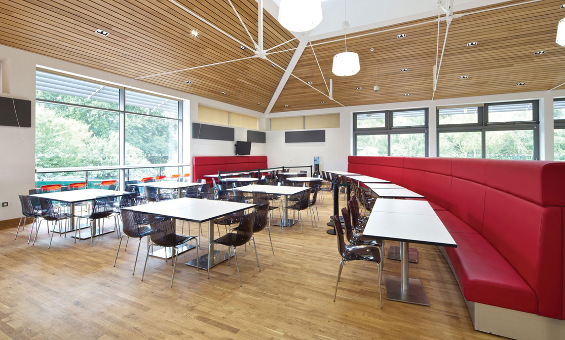 University College Student Canteen Furniture 6