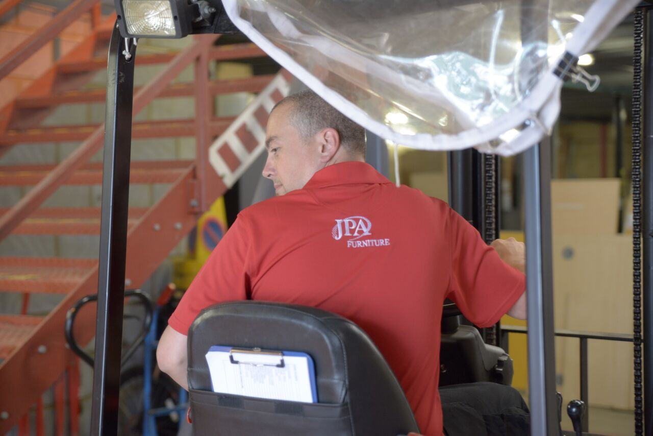 JPA Team Forklift