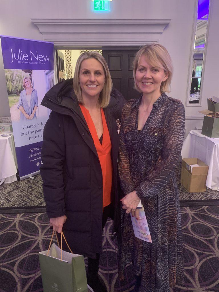 Kelly Smith & Fiona Edwards