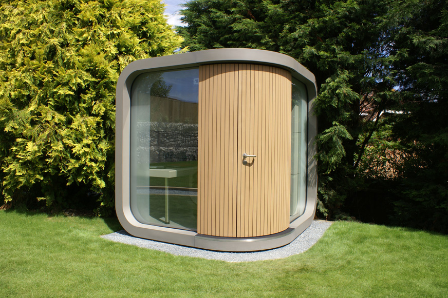 office fit out london room pods